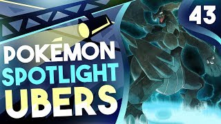 """POKEMON SPOTLIGHT: ZEKROM"" #43 Pokemon Ultra Sun & Moon! Ubers Live w/PokeaimMD"