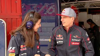 Jos 'The Boss' Verstappen on his son Max Verstappen