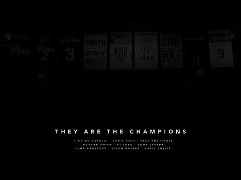 BATB X | They Are The Champions