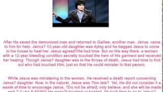 Joseph Prince 5 28  Jesus Alway's Has Time For You  6 5 2014 AVI