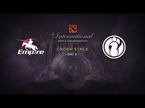 Empire -vs- iG, The International 4, Group Stage, Day 2