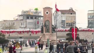 Turkey says term