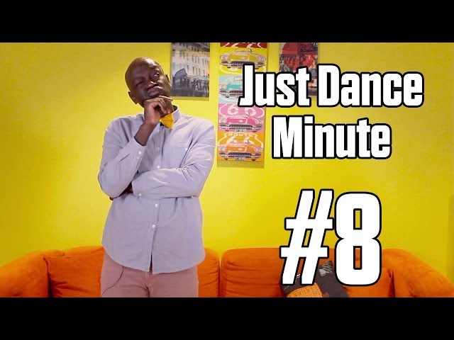 Just Dance Minute - Can I be a Just Dance coach? [UK]