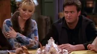 Friends - The best of Chandler and Joey (only) Season 8 Uncut