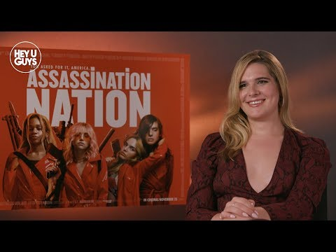 Hari Nef On The Pride & Prejudice Of Working With Sam Levinson On Hard Hitting Assassination Nation