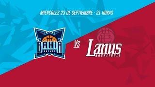 Liga Nacional de Bsquet: Weber Baha vs Lans | LaLigaEnTyC