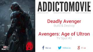 Deadly Avenger - Build & Destroy