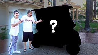 Surprising my Dad with a NEW CAR!!
