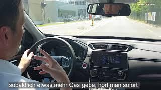Neue Honda CR V Hybrid Viedeo carplanet galliker