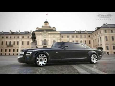 Russia President Vladimir Putin 's Rocket Proof Car|New Car 2014