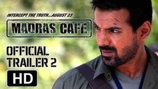 Madras Cafe Official Trailer 2 - HD   John Abraham   Nargis Fakhri