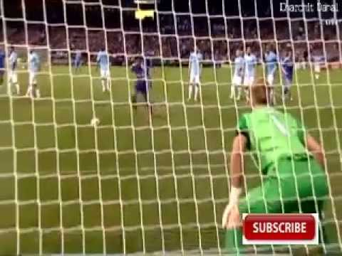 Manchester City Vs Chelsea 4-3 | Friendly 23/05/2013 HD Only Goals