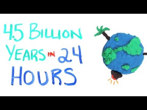 The Evolution Of Life On Earth video