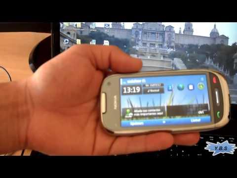 Nokia C7 RESET. FORMATEAR. Actualizar versión . Actualizar aplicaciones.