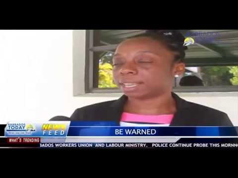 BARBADOS TODAY MORNING UPDATE - April 17, 2015