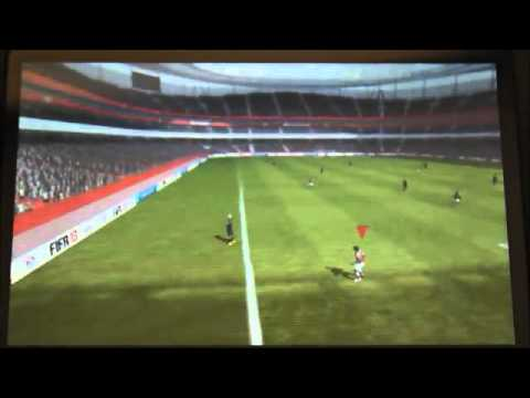 Fifa 13 Nintendo 3DS Unboxing + Gameplay Video