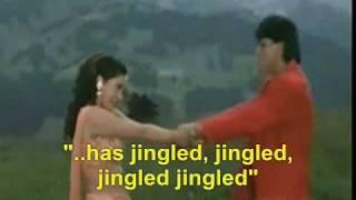 Choodi Baji Hai (English subtitle + Best sound quality)