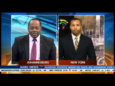 Special UN Security Council session on Burundi: Sherwin Bryce-Pease