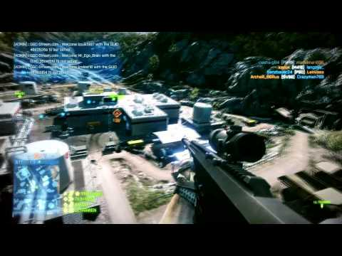 BF3 kills de sniper sem mira...vejam :)