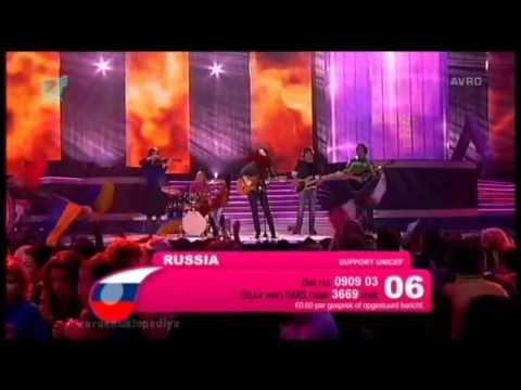 Junior Eurovision 2007 FINAL Детское Евровидение 2007 финал