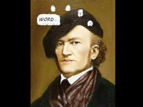 Eat My Dick Wagner: A Historical Rap By Richard Wagner