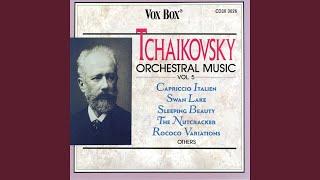 Slovenian Radio Symphony Orchestra Swan Lake Op 20 Scene Moderato