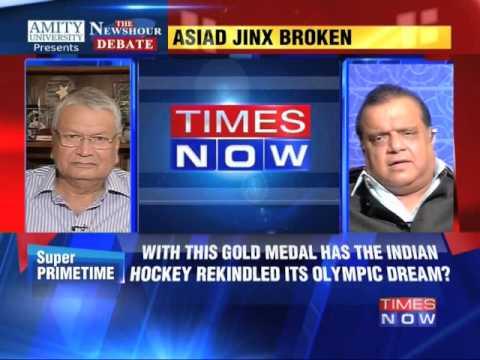The Newshour Debate: Hockey team rekindling Olympic dream (2nd Oct 2014)