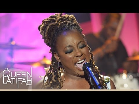Ledisi Performs like This On The Queen Latifah Show video