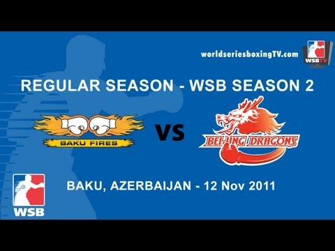 Baku vs. Beijing - Week 1 WSB Season 2