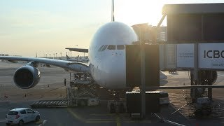 Singapore Airlines A380-800 First Class FRA-JFK, Round the World 6-5