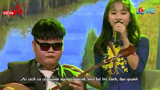Việt Thi P336 hạnh phúc hát Còn Thương Rau Đắng Mọc Sau Hè-chàng khiếm thị Bùi Ngọc Thịnh đệm đàn😍