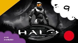 🔴🎮 Halo Combat Evolved - xbox one - redif 09 (avec IronBobbi)