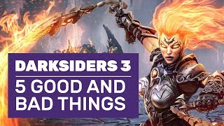 Sloth Boss, Giant Maps And The Good And Bad Bits From 2 Hours With Darksiders 3