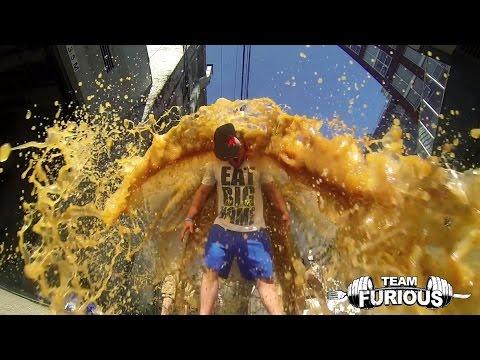 ALS Ice Bucket Challenge (Gravy Edition) | Furious Pete