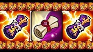 Summoners war: Summoning mystical scrolls for Hikyo/Призываем мистик свитки для Hikyo ✔