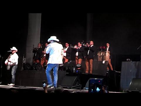 Julion Alvarez y fue asi nueva version en la feria naranja en Hermosillo Sonora