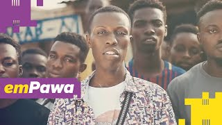 J Derobie Poverty Feat Mr Eazi Official Audio Empawa100 Artiste