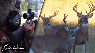 3 Monster Texas Trophy Whitetail Bucks