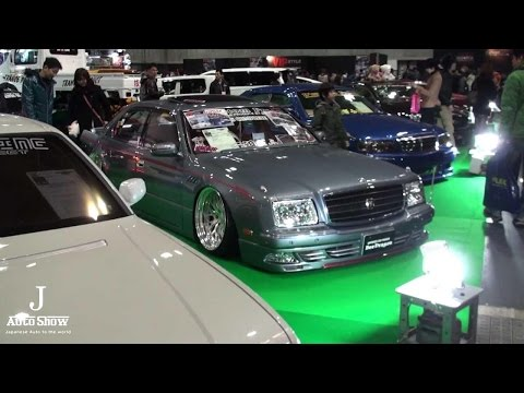 (HD)Osaka Auto Messe 2013-Japanese Luxury Car