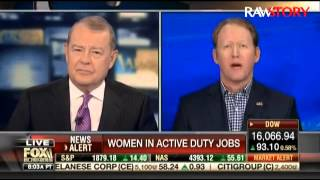 Fmr. Navy SEAL tells Stuart Varney he supports women in combat