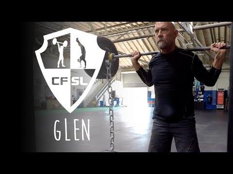 CrossFit San Leandro - CrossFitters on Fire: Glen