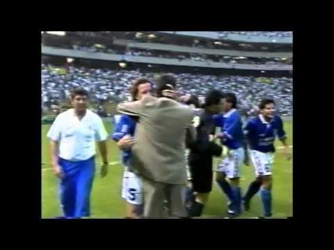 Gol de Lupillo Castañeda a Pumas liguilla 94-95.