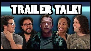 Terminator Trailer Talk! - CineFix Now