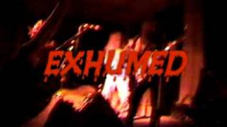 Watch Exhumed Limb From Limb video