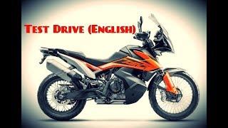 KTM 790 Adventure  - Test Drive (English Version)