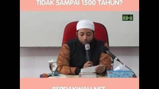 Benarkah Usia Umat Nabi Muhammad Tidak Sampai 1500 Tahun?