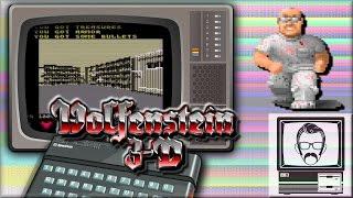 Wolfenstein 3D! ZX Spectrum [Quick Play] | Nostalgia Nerd