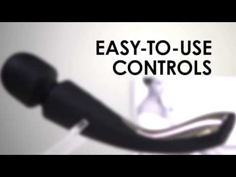 LELO HowTo-Use Video- The Smart Wands All-Over Cordless Body Massagers