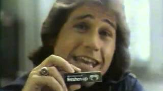 Beverly Archer 1978 Freshen Up Gum Commercial