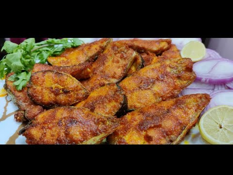 Fish Fry Recipe | Simple and Delicious Fish Fry |  Dhaba Style Fish Fry | Bengali Fish Fry